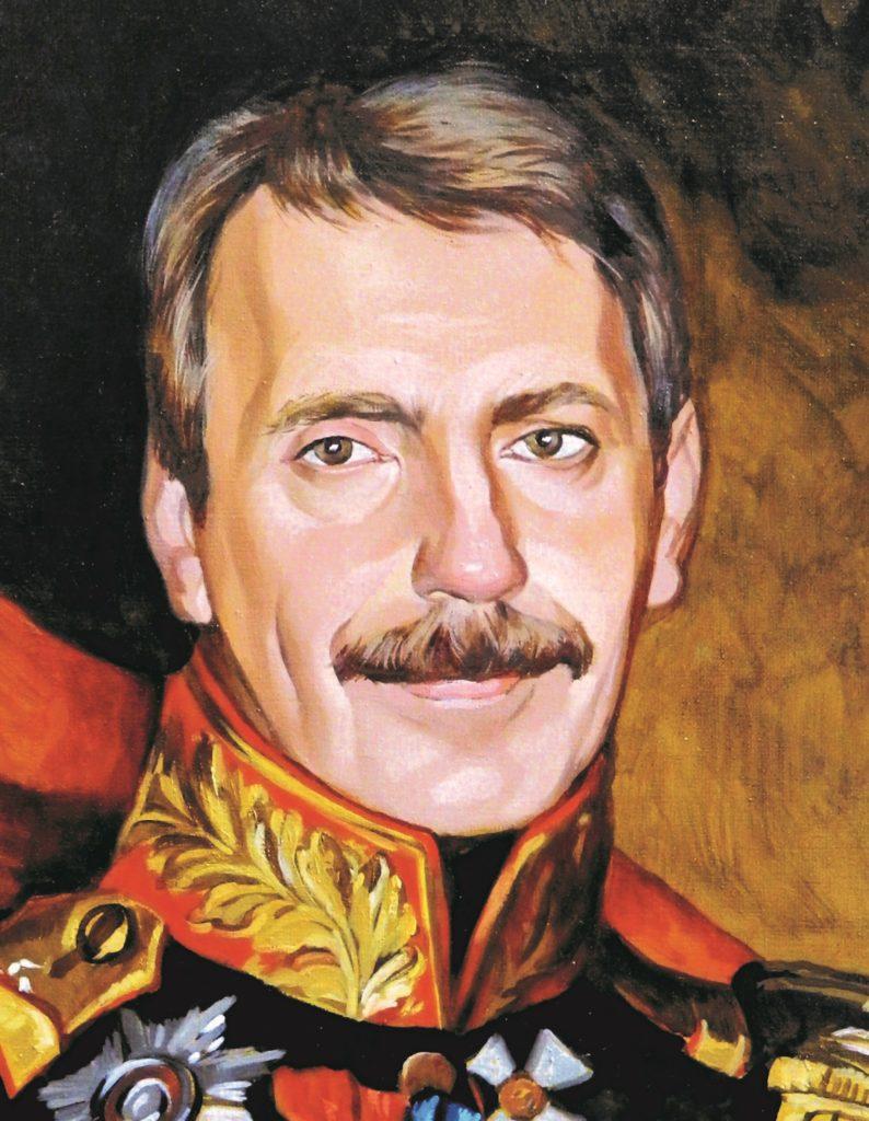 портрет маслом по фото Чебоксары