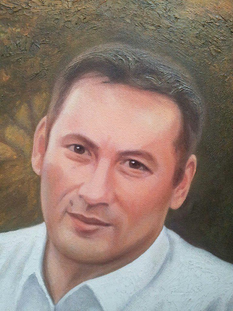 где заказать семейный портрет маслом в Чебоксарах