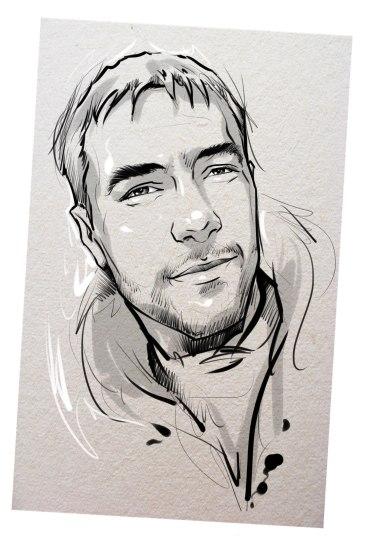 Портрет карандашом любимому мужу в Чебоксарах…