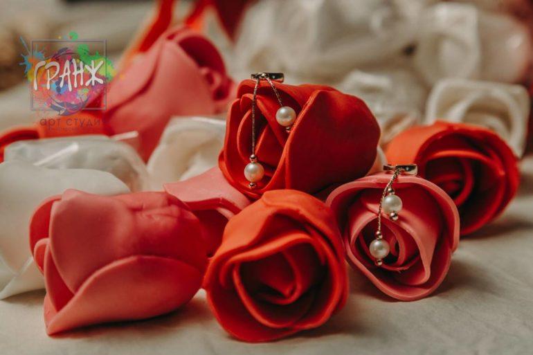 Съедобные букеты для женщин в Чебоксарах