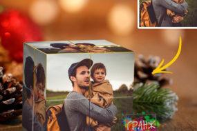 Фотокубик трансформер, купить в подарок Чебоксары